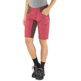 Lundhags Makke Shorts Women Garnet/Acai